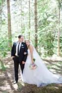 An Elegant, Sparkling Wedding In Sudbury
