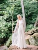 Bohemian Meets Art Deco Wedding In The Mountains - Weddingomania