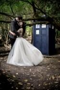 Doctor Who & Harry Potter Geeky Fandom Wedding