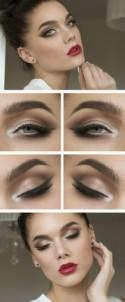 How To Chic: RETRO CLASSIC MAKE UP BY LINDA HALLBERG