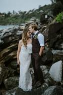 Handmade Whale Beach Wedding - Polka Dot Bride