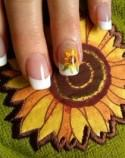 Sun My Flowers By Aliciarock From Nail Art Gallery