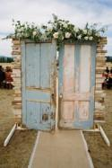 10 Amazing Wedding Entrance Decoration Ideas For Ceremony - Page 2 Of 2