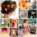 """Mon mariage aux couleurs chaudes """"esprit été indien"""" ! - Mariage.com"""