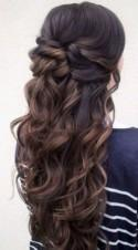 80 Beautiful And Adorable Half Up Half Down Wedding Hairstyles Ideas