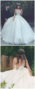 Lace Wedding Gowns,princess Wedding Dress,ball Gowns Wedding Dress,vintage Wedding Dress,wedding Dresses From Mfprom