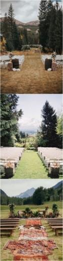 20 Brilliant Ideas To Have A Mountain Wedding - Page 2 Of 2