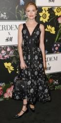 The Erdem X H&M Runway Show Descended Upon Hollywood