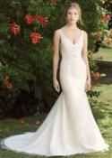 WD Illusion Neckline Wedding Dress
