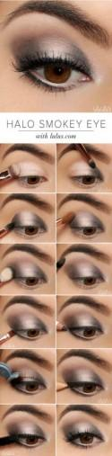 9 Makeup Tutorials For Brown Eyes To Try Out