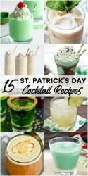 15 St. Patrick's Day Cocktails