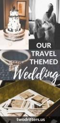 Our Travel Themed Wedding In Asheville, North Carolina