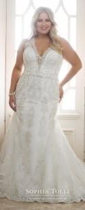 Plus Size Perfection From Sophia Tolli