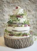 Pastel Pretty Flower Garden Style Wedding
