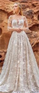 Top 31  Designer Wedding Dresses 2018