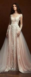 Cream Lace Dress Boho Wedding Dress Lace Dress Bohemian Wedding Dress 2018 Rustic Wedding Long Lace Dress Bridal Dress White Wedding Train