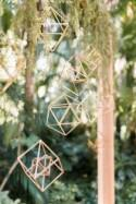 40  Chic Geometric Wedding Ideas For 2018 Trends - Page 6 Of 6