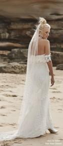 Rue De Seine Bohemian Wedding Dresss – Moonlight Magic
