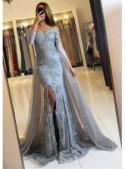 Elegant Brautkleider Mit Spitze Tüll Hochzeitskleider Günstig Online Modellnummer: XY002-BA9631