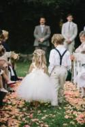 Flower Girl Ivory, Pinterest dress, Style Me Pretty, Tutu Dress, Weddings, Flower girl dress, girls dress, tulle dress, tea length, gowns