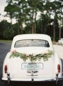 Just Married Vinyl Decal