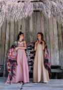 Linen Boho Wedding Dress • Linen Bridesmaid Dress • Linen Goddess Maxi Bohemian Dress • Simple Linen Wedding Dress • Party Evening Dress