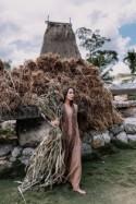 LTD! Boho Dress • Organic Bohemian Dress • Long Maxi Dress for Women •  Goddess Dress • Simple Wedding Dress• Bridesmaid Dress• Tribal Dress