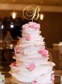 Letter B  Wedding Cake Topper  Letter B Cake Topper Initials Cake Topper Single Letter Cake Topper B Personalised cake topper wooden