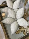 Sofreh aghd  silver nabat flower - for Persian wedding