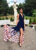 Bridesmaid Dress Aurora - Infinity Dress - Homecoming Dress - Prom dress - Multiway dress - Convertible dress - Handmade by TTBFASHION