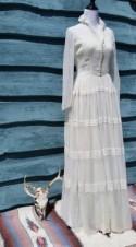 Breathtaking Vintage 50s Wedding Dress
