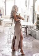 Boho Dresses for Women • Wedding Guest Dress • Boho Bridesmaid Dress • Organic Maxi Dress • Bohemian Prom Dress • Plus Size Dress Adjustable