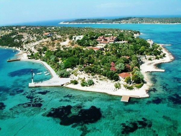Свадьба - Kalem Adası / Kalem Island /  Dikili TURKEY