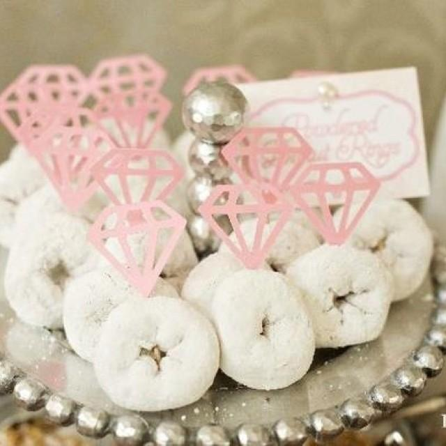 زفاف - Donut engagement ring