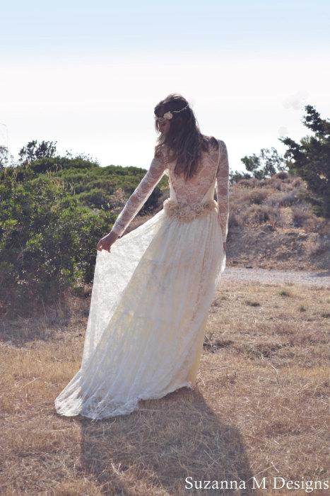 زفاف - Bohemian Wedding Dress