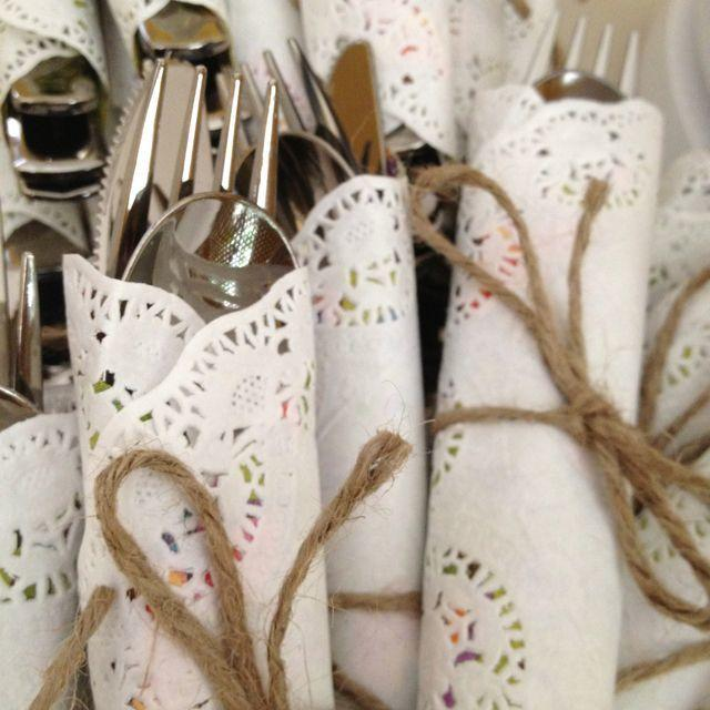 Wedding - Silverware