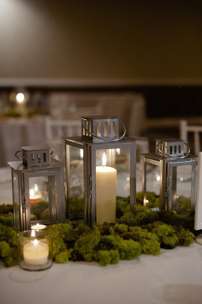 Свадьба - Wedding Lantern Center Piece