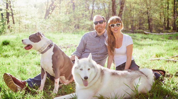 Wedding - Engagement Session With Ampersand Wedding Photography — The Burlington Wedding Blog