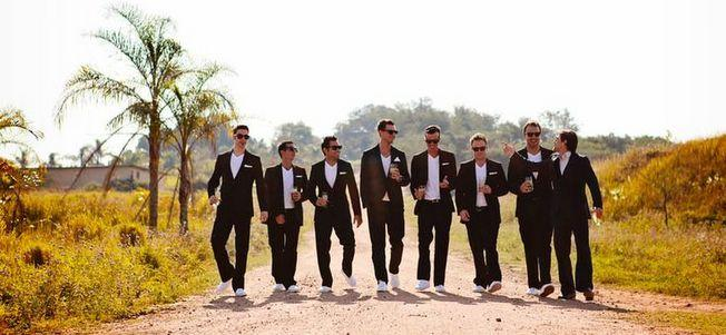 Guest Post: The Groomsmen's Duties #1928091 - Weddbook