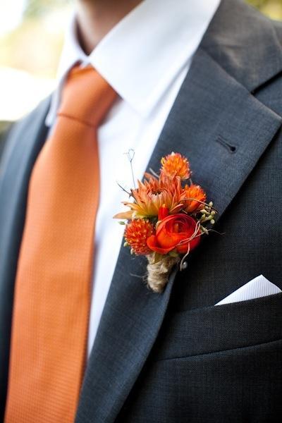 Wedding - Boutonnieres