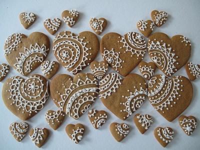 Hochzeit - Cookies