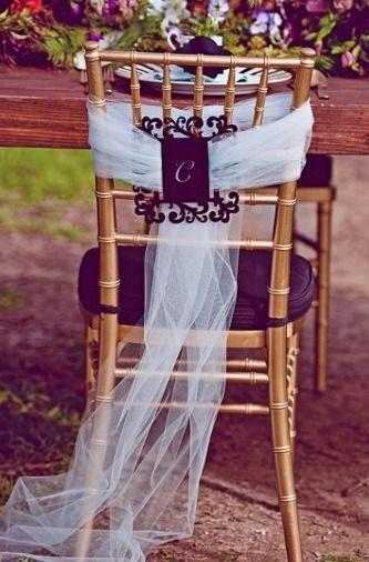 Wedding - Chair Covers