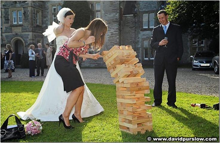 Jogos divertidos para o casamento 2