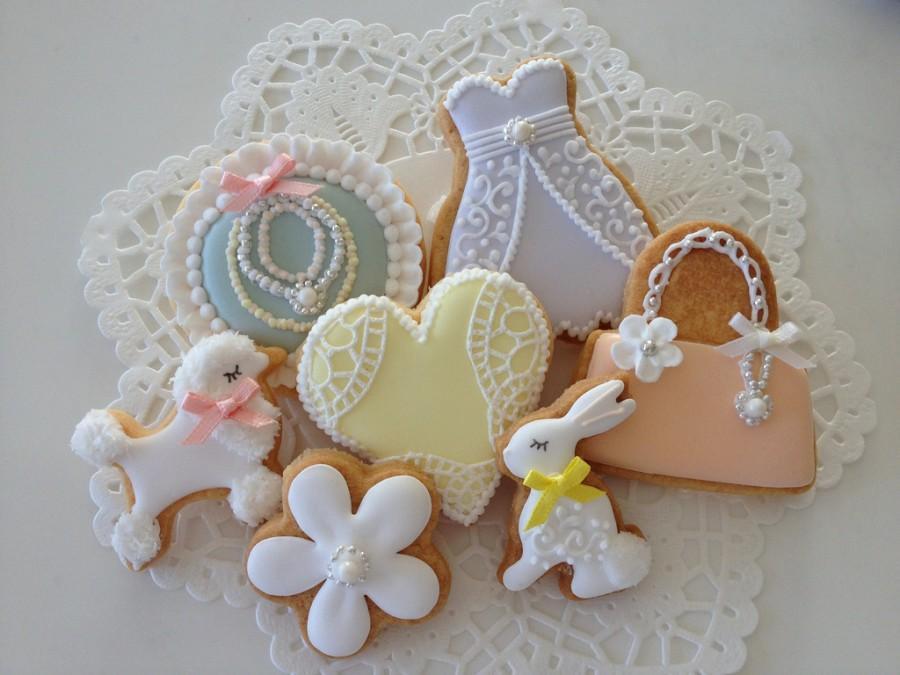 Nozze - sugar cookies