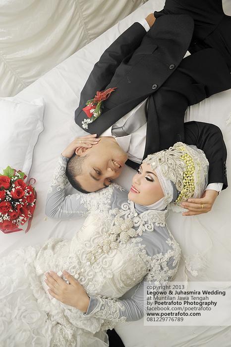 Foto Wedding Pengantin Muslim Juhasmira Legowo By Wedding