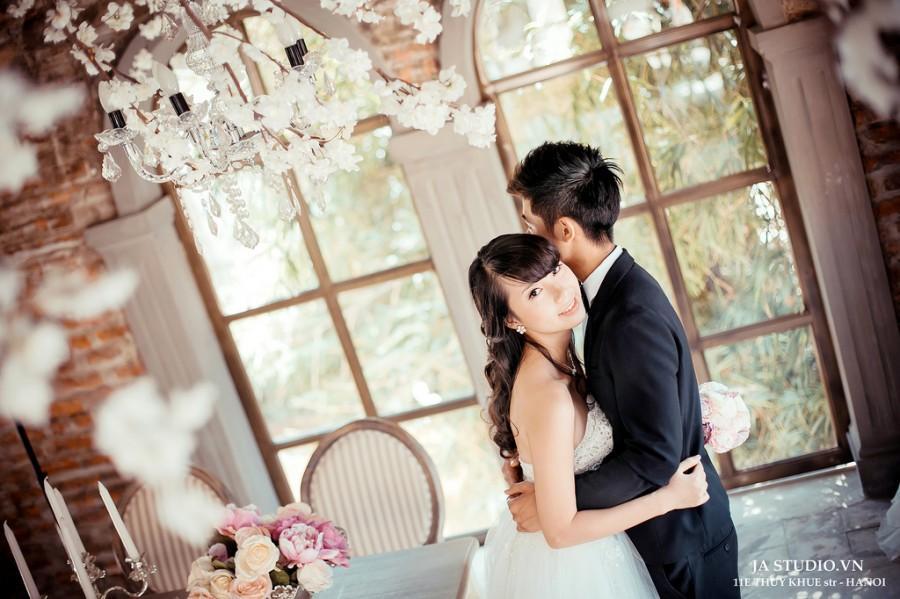 Свадьба - Ảnh cưới đẹp Hà Nội - Mspace ( JA Studio - 11E Thụy Khuê )
