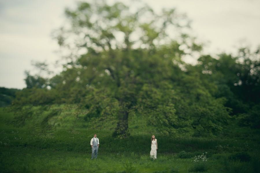 Wedding - James & Christine in Minnesota