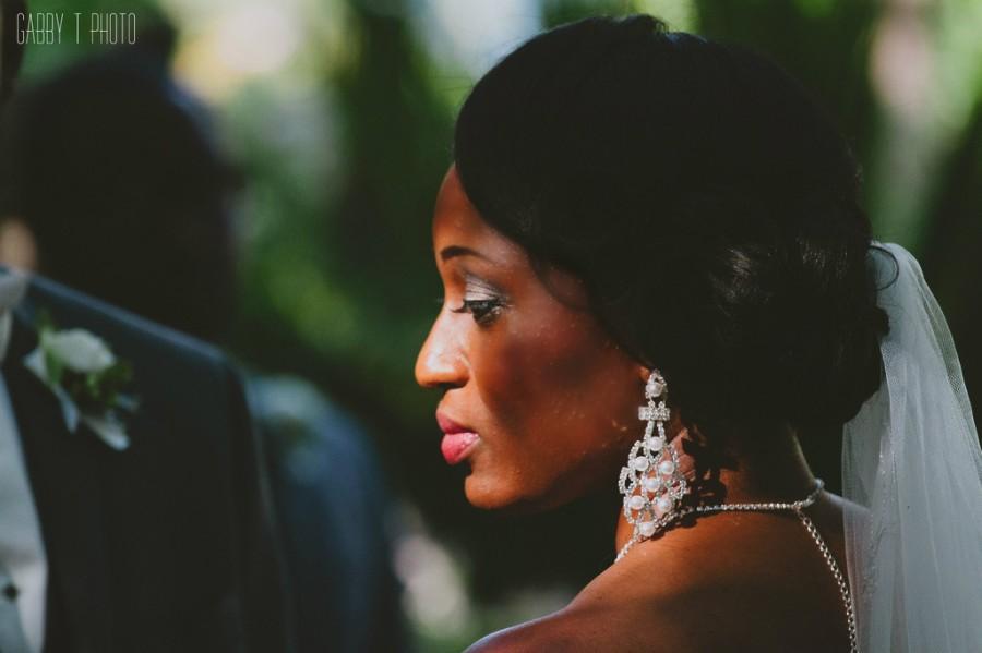 Свадьба - La Toya & Colvin