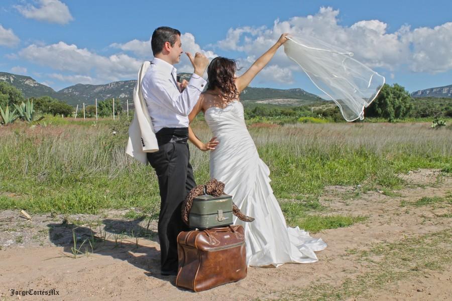 Свадьба - Sonya & Alfredo Trash the Dress