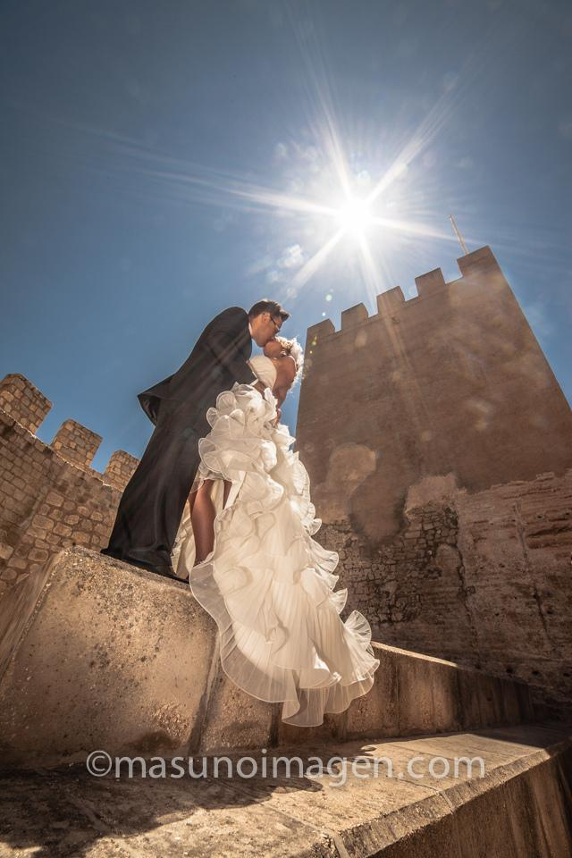 Свадьба - Jorge y Yolanda